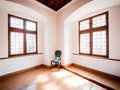 Empty old room nice background Royalty Free Stock Photo