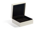Empty open jewelry box Royalty Free Stock Photo
