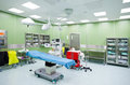 Empty operation room surgery Royalty Free Stock Photo