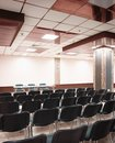 Empty presentation room ready for meeting Royalty Free Stock Photo