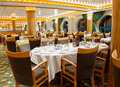 Empty restaurant Royalty Free Stock Photo