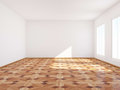 Empty room. Royalty Free Stock Photos