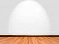 Empty room background Royalty Free Stock Photo