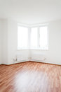 Empty room with window white Royalty Free Stock Photos