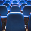 Empty seat Stock Image