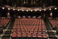 Empty Seats in Theater Royalty Free Stock Photography