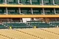 Empty Stadium Royalty Free Stock Images
