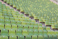Empty Stadium Seating Stock Images