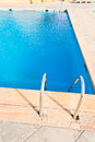 Empty swimming pool Stock Image