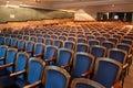 Empty theatre Royalty Free Stock Photo