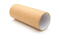 Empty toilet roll Royalty Free Stock Images