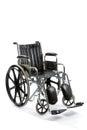 Empty Wheelchair Royalty Free Stock Photo
