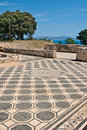 Empuries Roman ruins, Costa Brava Royalty Free Stock Photos
