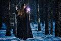 Enchantress at the magic bullet