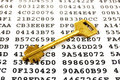 Encryption key Royalty Free Stock Photo