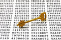 Encryption key concept Royalty Free Stock Photo