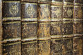Encyclopedia books from the early th century Royalty Free Stock Images