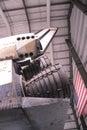 Endeavour Engine Royalty Free Stock Photo