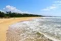 Endless beach of Bentota