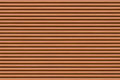 Endless brown background horizontal narrow stripes brown and dark color Royalty Free Stock Photo