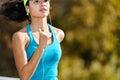 Endurance athlete portrait Royalty Free Stock Photo