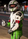 Endurance hours moto race catalunya hores resistencia that celebrates at circuit of barcelona at barcelona spain on days july Stock Photos