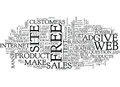 Energize Your Sales Word Cloud Concept Royalty Free Stock Photo