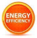 Energia účinnosť prírodné oranžový okolo
