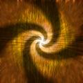Energy Twirl Stock Image