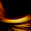 Energy wave background design Stock Images