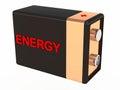 Energy for work