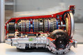 Engine inside Royalty Free Stock Photo