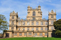 English castle in wollaton nottinghamshire Stock Photos