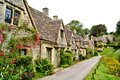 English Cotswolds Royalty Free Stock Photo