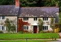 English cottage Royalty Free Stock Photo