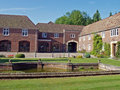 English Country House Royalty Free Stock Photo