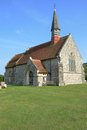 English country Parish church Royalty Free Stock Photo