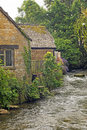 English Country Village Royalty Free Stock Photo