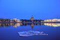 The english embankment st isaac cathedral st petersburg russia river neva sights of s urban landscape panorama of Stock Photos