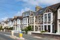English Homes. Royalty Free Stock Photo