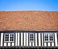 English house Royalty Free Stock Photography