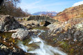 The english lake district ashness bridge in Stock Photos