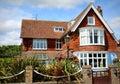 English quaint country house Royalty Free Stock Photo