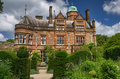 English stately home Royalty Free Stock Photos