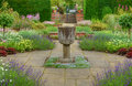 English summer garden Royalty Free Stock Images