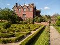 English Tudor Knot Garden