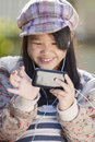 Enjoy Smart phone Stock Photo
