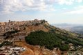 Enna, Sicily Royalty Free Stock Photo