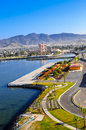 Ensenada Cruiseport Village Royalty Free Stock Photo