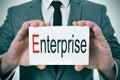 Enterprise Royalty Free Stock Photo